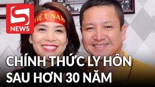 Danh hài Chí Trung chính thức ly hôn vợ sau hơn 30 năm gắn bó