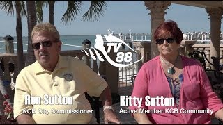 Ron & Kitty Sutton