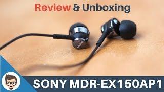 Sony MDR-EX150AP1/MDR-EX150AP Earphones Review, Sony MDR-EX150AP1 vs sennheiser cx 180