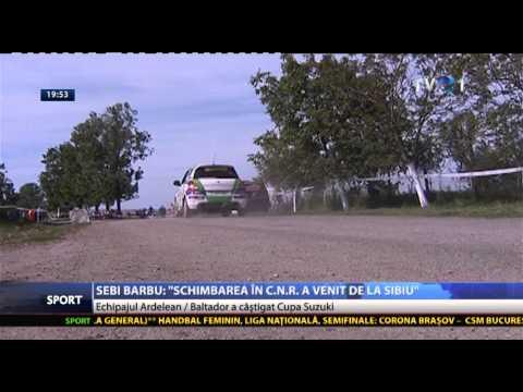 TVR: Sibiu Racing Team a urcat din nou pe podiumul CNR Dunlop