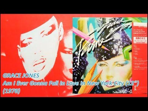 "GRACE JONES - Am I Ever Gonna Fall In Love In New York City (12"")('78)Disco *Tom Moulton, John Davis"