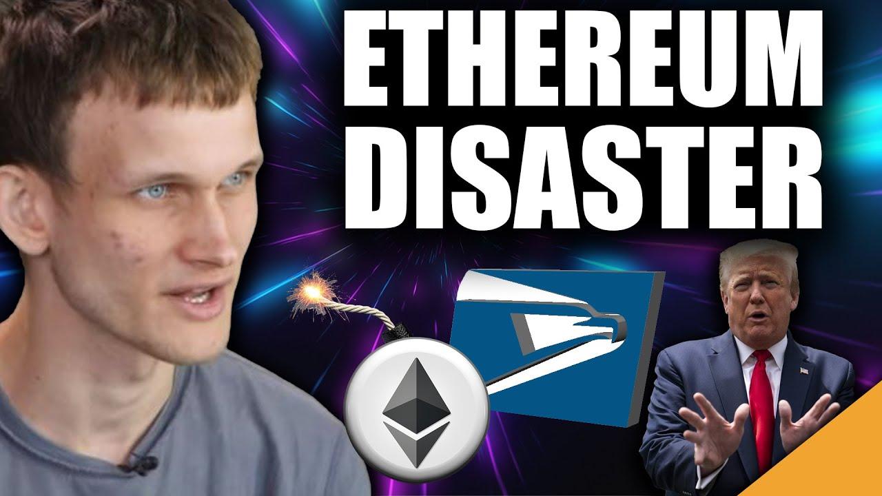 Ethereum 2.0 CRASH + Blockchain Voting System (BitBoy a Scammer?)