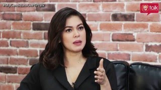 """Shaina Magdayao on PEP TALK. Meeting the ex, and waiting for """"the one"""""""
