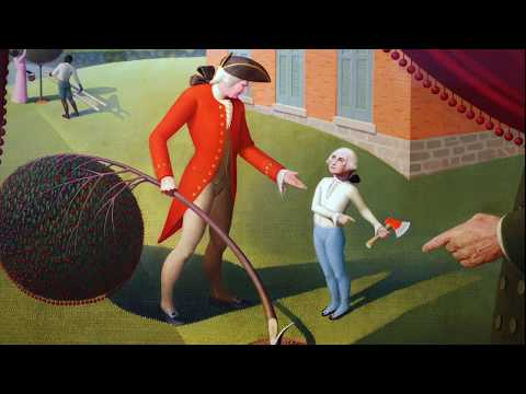 Revisiting the myth of George Washington and the cherry tree ...