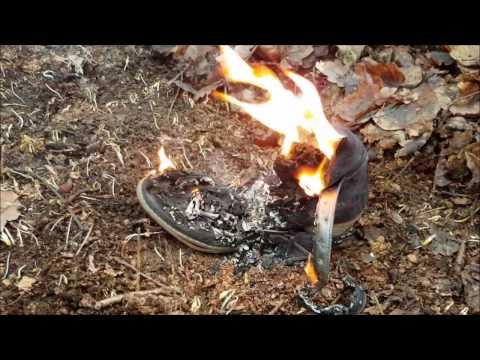 Burning Dockers Boots