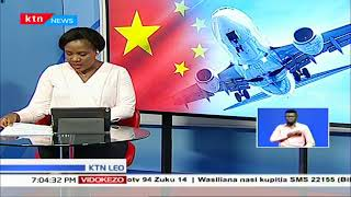 Matiang\'i aamuru Wachina Kufurushwa baada ya madai ya Kumshambulia mfanyikazi Mkenya