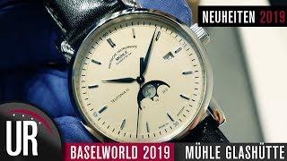 Baselworld 2019: Mühle Glashütte - Teutonia | Sea Timer | ProMare | S.A.R.