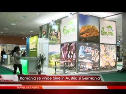 România se vinde bine în Austria şi Germania