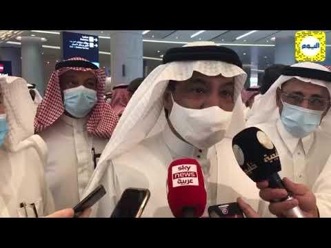 وزير الحج: إجراءات إحترازية صارمة أثناء استقبال المعتمرين