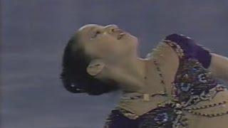 M. KWAN - 1996 HERSHEY'S KISSES CHALLENGE - FS