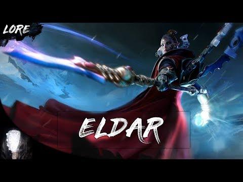 Warhammer 40 000 LORE -  Eldar, Vzestup a Pád