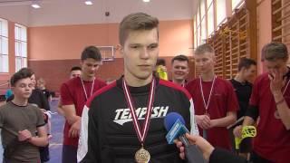 Даугавпилсские флорболисты завершили сезон, выиграв бронзовые медали