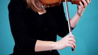 Bow Arm Movement & Direction | Violin Lessons