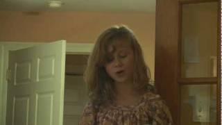 "Ciara Wallace  singing ""Lascia Ch'io Pianga"" (Hayley Westenra cover)"