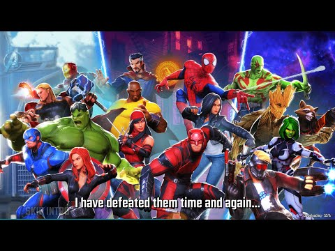 Avengers strike gameplay campaign