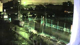 ワイヤレス防犯カメラAT-8801サンプル映像