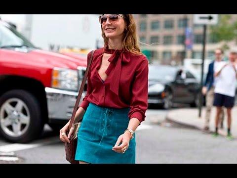 Основные тенденции моды весна лето 2017 года