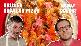 Wood Grilled Pizza: Pizza Or Flatbread?    Really Dough?