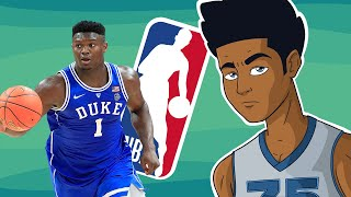 Why I Gave Up on My Dream of Going to the NBA (animation) - Young Don
