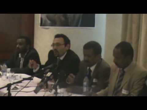 Press conference on doctors strike in Sudan (7)