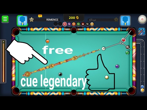Video Hack cue Legendary 8 ball pool