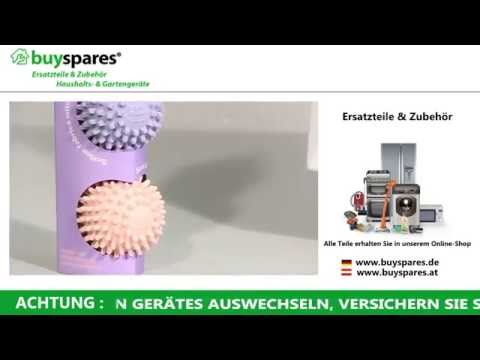 Anleitung: So funktionieren Trocknerbälle für Wäschetrockner