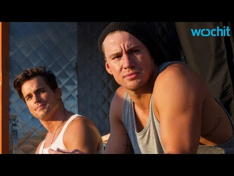 'Magic Mike 3' Coming, But Not To The Big Screen! Mp3