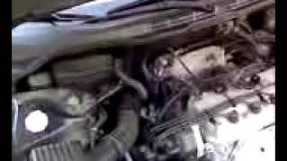 1998-2002 Honda Accord Weak Heater; Broken Heater Control Valve