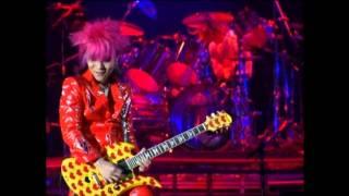 """""""X JAPAN"""" """"DAHLIA""""から""""Yoshiki ドラム破壊""""まで HD高画質 【THE LAST LIVE】"""