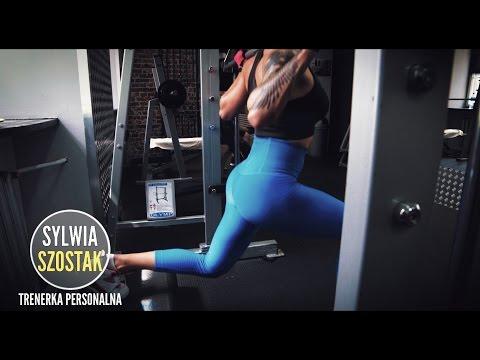 Ćwiczenia wzmacniające dla grup mięśniowych