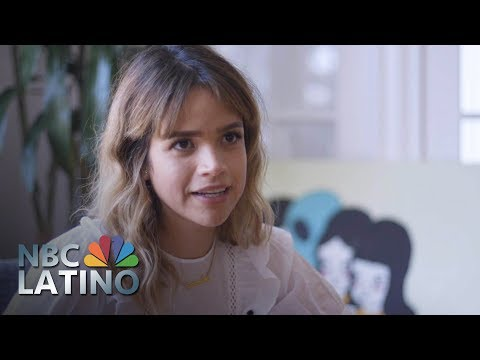 Meet Ilse Valfré, The Latina Whose Clothing Line Was Inspired By Her Art | NBC Latino | NBC News