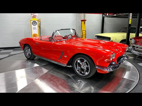 Video of '62 Corvette - QCMZ