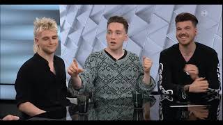 Long Interview With Hatari About The Flag Incident (part 1-2) Subtitles