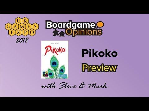 BGO Preview: Pikoko