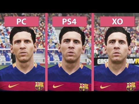 FIFA 16 – PC vs. PS4 vs. Xbox One (Demo) Graphics Comparison [FullHD][60fps]