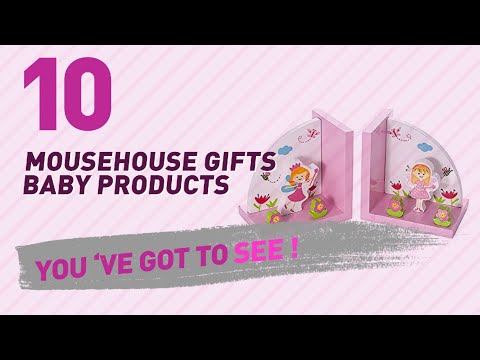 Mousehouse Gifts Baby Products Video Collection // New & Popular 2017