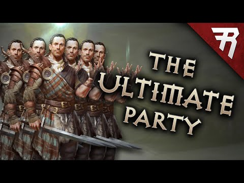 The Ultimate Strategy: 6 bards. The Bard's Tale IV Director's Cut gameplay