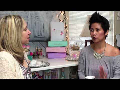 Video # # Swirl & Sparkle Interview with Mari Lang