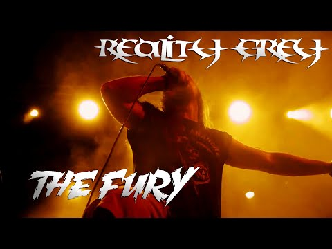 REALITY GREY - The Fury  (Official Video 2019) online metal music video by REALITY GREY