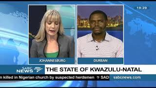 The state of KZN politics - Lukhona Mnguni