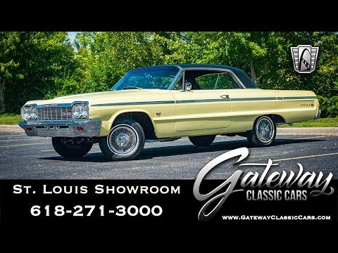 Video of 1964 Impala located in O'Fallon Illinois - QRDR
