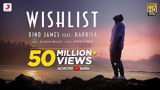 Dino James – Wishlist feat Kaprila | Official Music Video