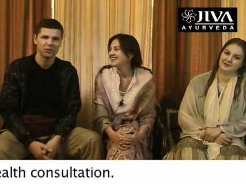 Vladislav  , Victoria & Anna's Story of Healing-Ayurvedic Treatment of Multiple Problems