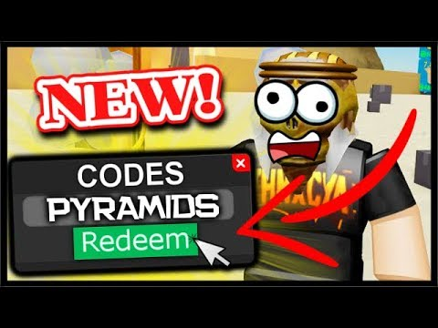 ALL NEW *OP* SUPER CODES & PYRAMID UPDATE! | Roblox ...