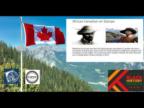 "APS Stamp Chat: ""African Canadians on Stamps"" presented by Mr. Howard Ingram"