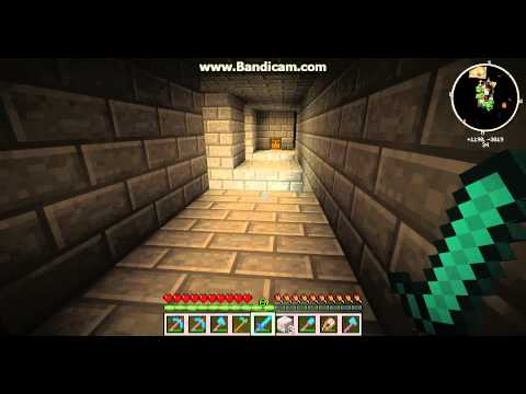 Minecraft Dungeon Adventure in the spirit of Dungeon Master, Eye of the beholder etc.