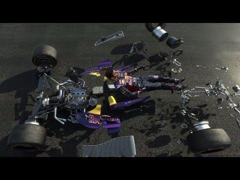 Meet the New Formula 1 Car, It's a Powerhouse.