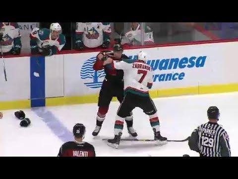 Hunor Torzsok vs. Libor Zabransky