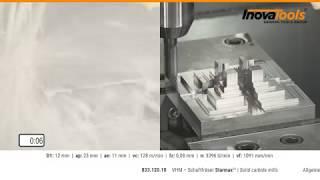 833.120.10 – VHM – Schaftfräser Starmax3G