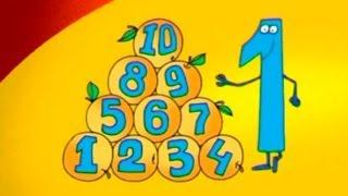 Смотреть онлайн Урок для детей: Обучение цифрам самостоятельно